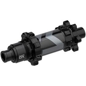 NEWMEN MTB Takanapa 12x148mm 6-pulttinen SRAM XD Gen2, black anodised/grey